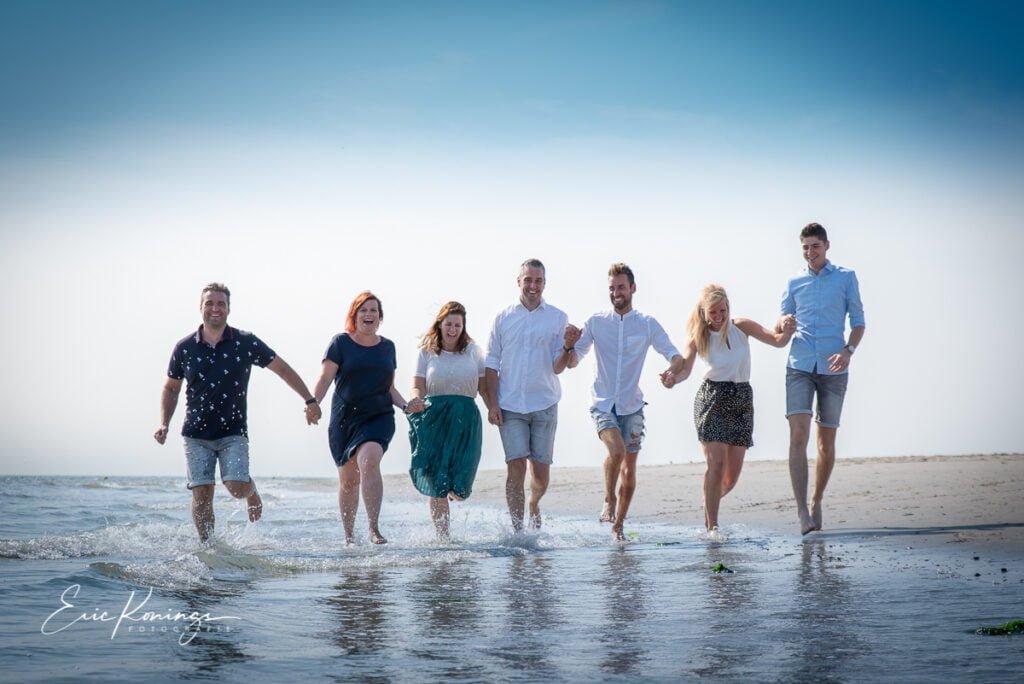 Fotoshoot in Zeeland