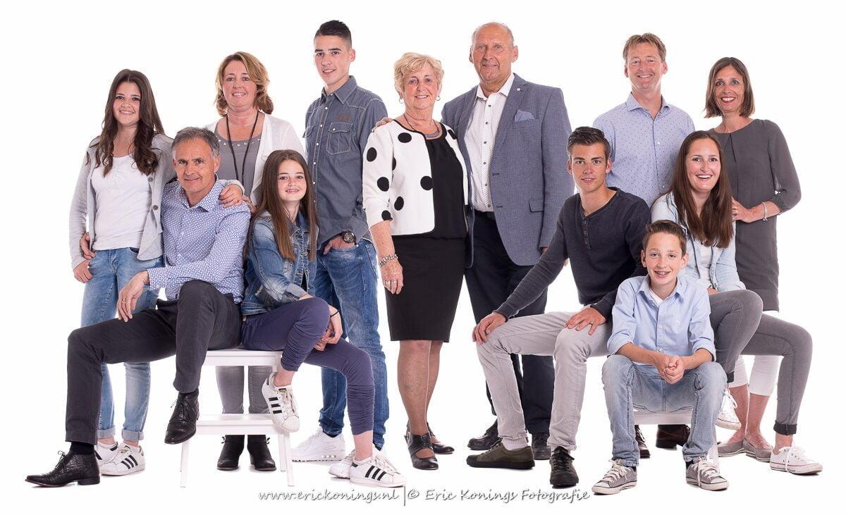 Familieportret Zeeland